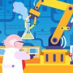 ilustración para marketing automation