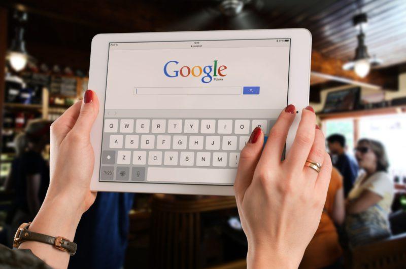 Puntuación SEO en Google